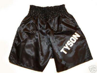 Scene On Film Mike Tyson Replica-Pantaloncini de Boxe