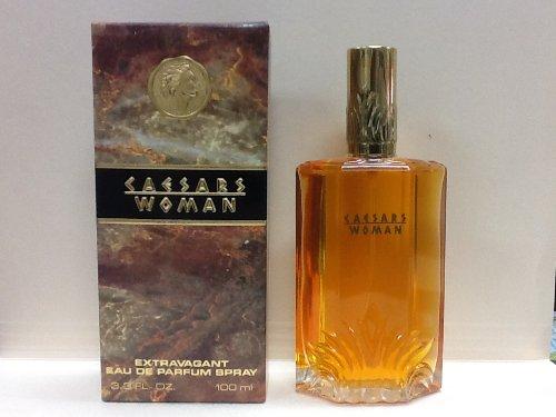 Caesars Women Extravagant Eau De Parfum Spray 3.3 Oz. 100 ML.