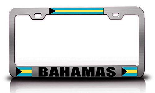 Bahamas Plate - 9