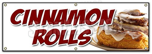 Hot Cinnamon Rolls - 72