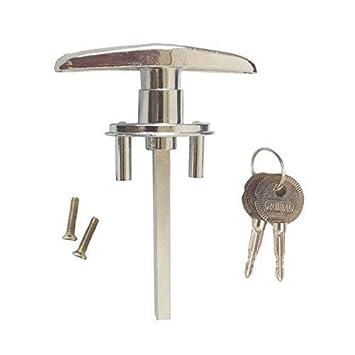 AUFODARA Garagentorschloß Mit 2 Schlüsseln Für Garagentore