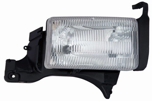 Go-Parts » Compatible 1994-2001 Dodge Ram 1500 Front Headlight Assembly Housing/Lens/Cover - Right (Passenger) Side - (Laramie + ST + WS) 55054780AH CH2519108 Replacement For Dodge Ram 1500