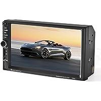 KKmoon 7 Inch 2 Din 7060B Car VideoCar Radio MP5 Player Support Microphone BT