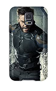 High-end Case Cover Protector For Galaxy S5(hugh Jackman X Men Days Of Future Past)