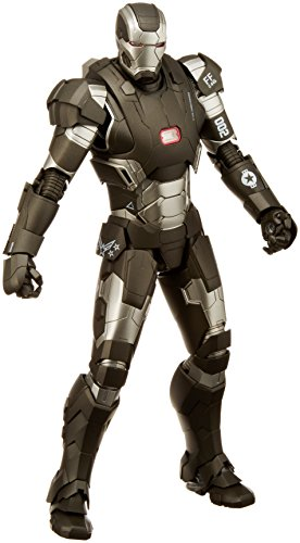 War Machine Mark II Iron Man 3 Movie Masterpiece Series Diecast Series Sixth Scale Hot Toys Figure