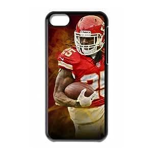 Kansas City Chiefs iPhone 5c Cell Phone Case Black 218y3-142418