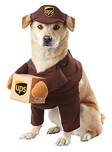 california costumes ups pal pet halloween costume - Ups Man Halloween Costume