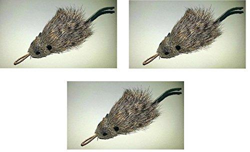 Da Rat -3 Pack Da Rat-Refill/Attachments-Fits Da Bird,Cat Catcher, Clarion Baton & Flying Frenzy Poles & Wands