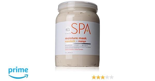 Amazon.com : Bio Creative Lab Spa Moisture Masque, Mandarin and Mango, 64 Ounce : Facial Masks : Beauty