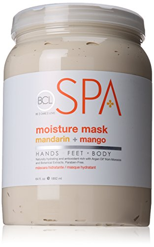 Bio Creative Lab Spa Moisture Masque, Mandarin and Mango, 64 - Facial Spa Masque