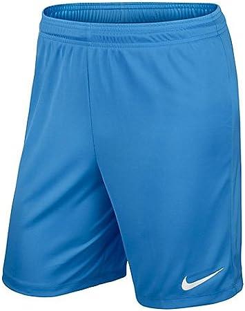Nike Park II Knit Short Mixte Enfant sans Slip Intérieur