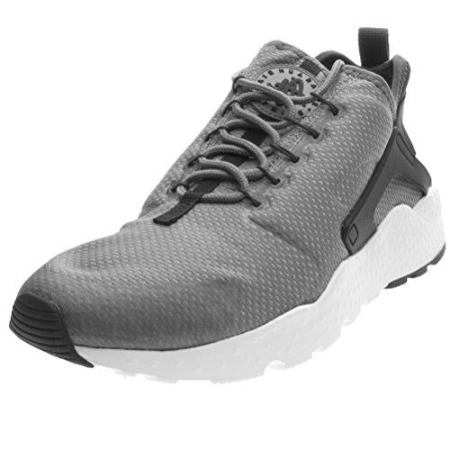 NIKE Womens Air Huarache Run Ultra Running Trainers 819151 Sneakers Shoes (US 9, Cool Grey Anthracite Black 007)