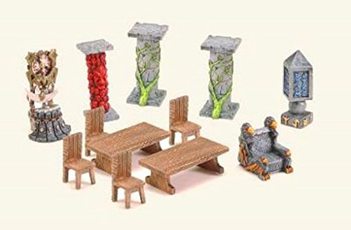 Mage Knight Dungeons Artifacts Set #1 - Mage Knight Dungeons