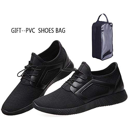 Sportive Scarpe Lace up Sole Uomo Sneakers Air Donna Unisex AWESAMA nxzqIp8p