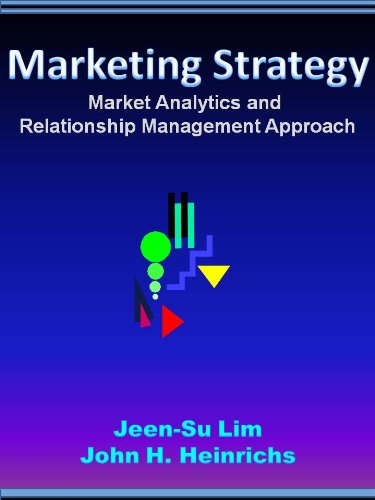 Marketing Strategy: Market Analytics and Relationship Management Approach