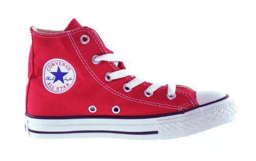 Converse C/T All Star Hi Little Kids Fashion Sneakers Red 3j232-1 ()