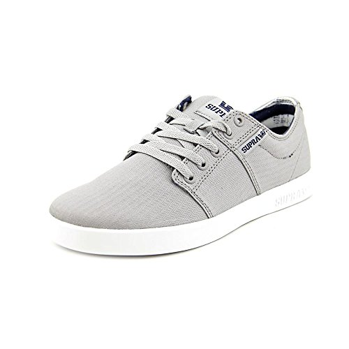 Supra mixte STACKS White II adulte Grey Peu v6gaHqwv