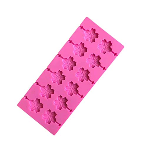 828e6ba1fc05 1PCS Sakura Cherry Blossom Cup Cake Decorating Mould for Soaps Candy  Chocolate Gummies Clay Making Cake Molds Baking Molds Kitchen Accessories  Tools …