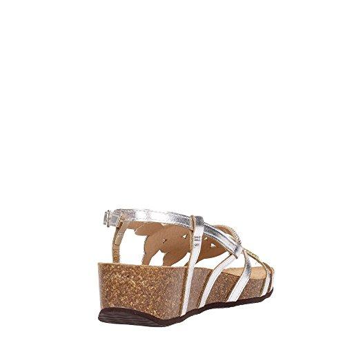 Grunland Color Multi Argento Sandalo Anin Brillantini 0320 qPq0Ox8