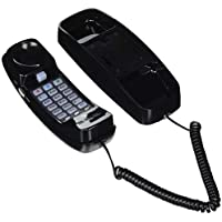 at&T 89-0008-05 Model 93040; at&T 210 Trimline Corded Phone, Black