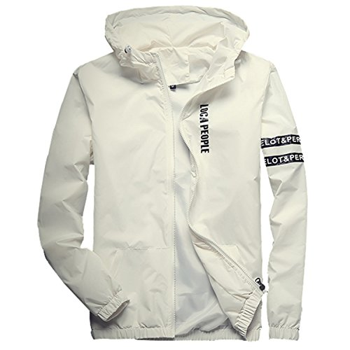 Homaok Mens Lightweight Breathable Jacket product image