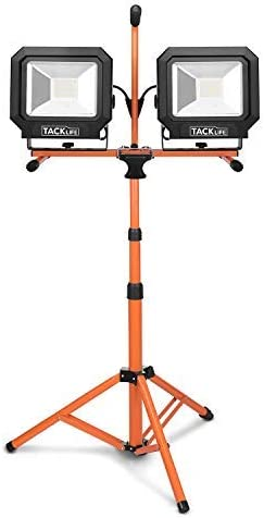 Tacklife Two Head 100W Telescopic Waterproof product image