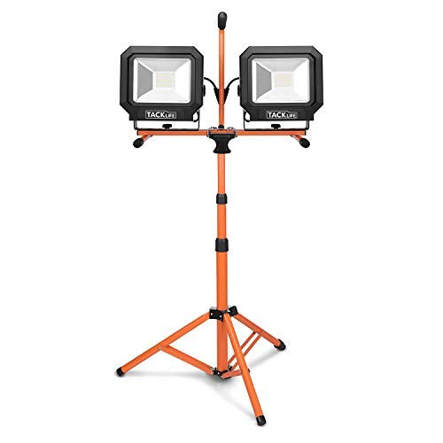 TACKLIFE 10000 Lumen Tripod LED Work Light