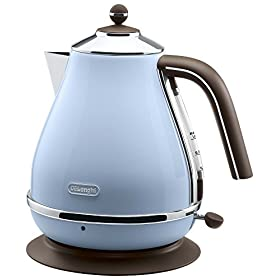 Delonghi Electric Kettle 10licona Vintage Collectionkbov1200j