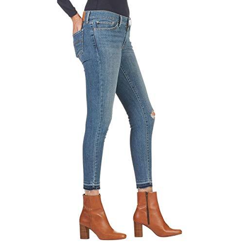 Ankle The Cuff Levi's Skinny W 711 T2 Jeans Off Exx6qTRn
