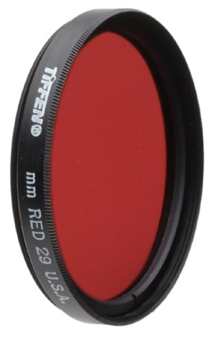 Tiffen 58mm 29 Filter (Red)