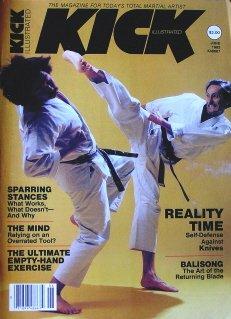 June 1983 Kick Illustrated Magazine