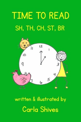 Time To Read: SH, TH, CH, ST, BR PDF