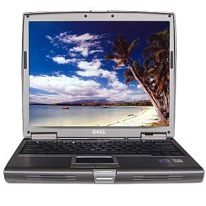 Dell D610 Pentium M 2.0GHz 1GB 60GB CDRW/DVD 14.1