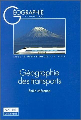 Livres gratuits Géographie des transports pdf