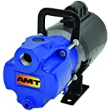 AMT Self-Priming Utility Pumps, 3/4  and 1  NPT Female Suction & Discharge Ports