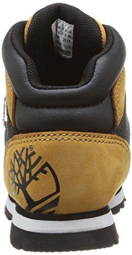 Timberland Eurosprint Jungen Sneaker Braun (Wheat)
