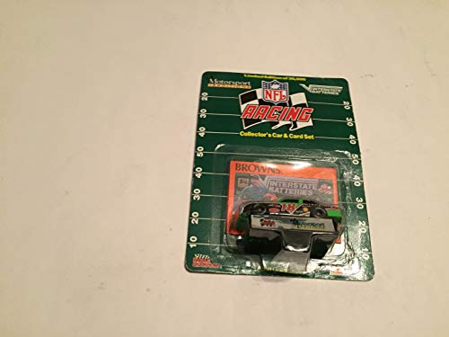 Car Interstate Batteries - Racing Champions Cleveland Browns DIECAST CAR Interstate Batteries