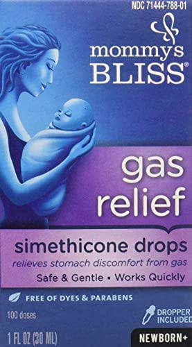 Mommy's Bliss - Gas Relief Drops - 1 FL OZ Bottle