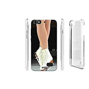 FUNDA CARCASA PATTINATRICE ICE PARA HUAWEI HONOR 4C