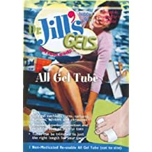 Dr. Jills All Gel Toe Tube Small2 Pack by Dr. Jill's