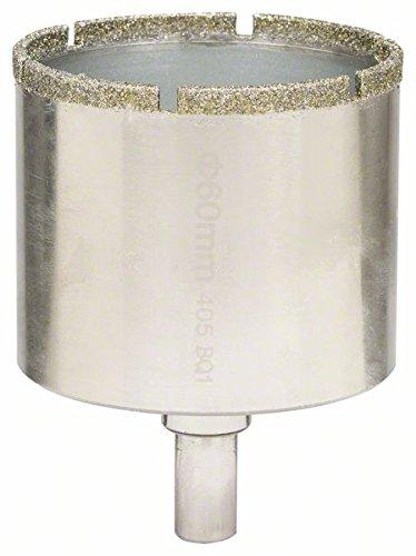 Corona diamante cer/ámica BOSCH 2609256C90 DIY 60mm corte h/úmedo