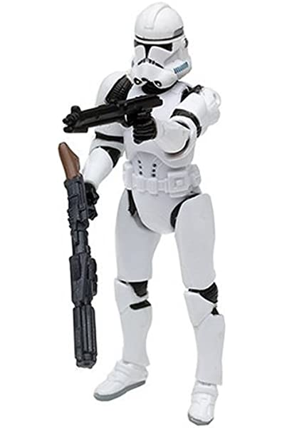 Amazon Com Star Wars Clone Trooper Toys Games