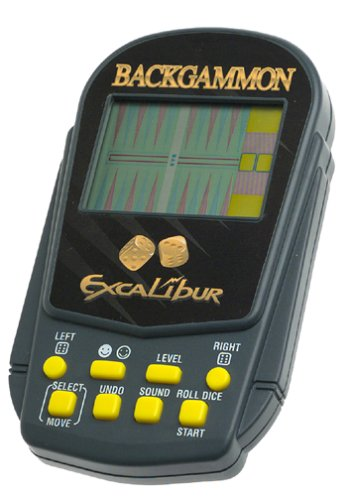 electronic backgammon - 9
