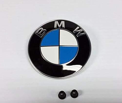 Emblem Bmw Genuine - NEW ORIGINAL BMW HOOD EMBLEM LOGO FRONTHOOD E87 E88 E82 E21 E90 E91 E30 Z1 Z3 Z