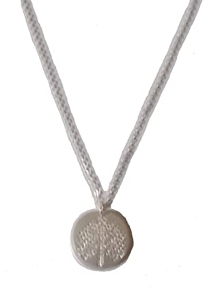 Tree of Life Silver Tone Necklace