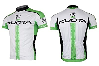 2013 Replica KUOTA Cycling Jersey Set Short-Sleeved Fast Drying