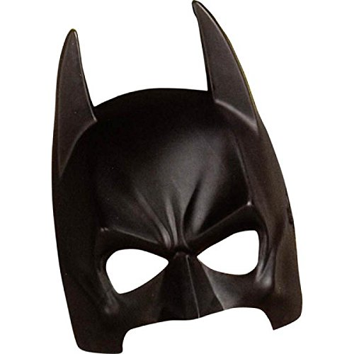 Child Batman Mask (Rubie's Costume Batman Child's Chinless Vinyl Mask)