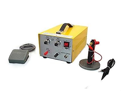 GOWE chispa soldador/soldador, joyería electroestimulación, joyas herramientas y equipo