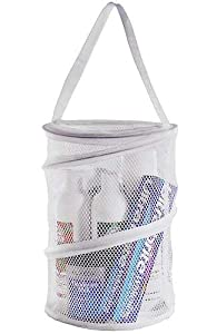 Brilliant Plastic Shower Tote Colors May And Design Decorating