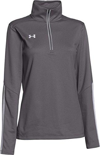 Womens 1/4 Zip Pullover - 1